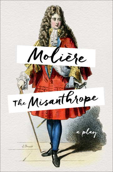 The Misanthrope - A Play - cover