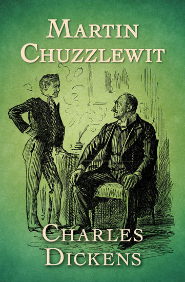 Martin Chuzzlewit - cover