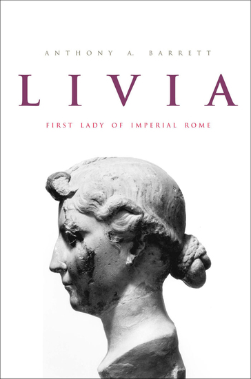 Livia - First Lady of Imperial Rome - cover