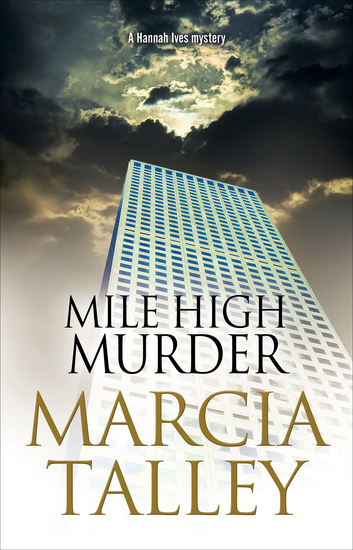 Mile High Murder - cover