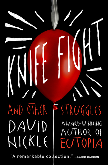 Knife Fight - And Other Struggles - cover