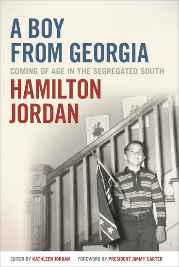 A Boy from Georgia - Coming of Age in the Segregated South - cover