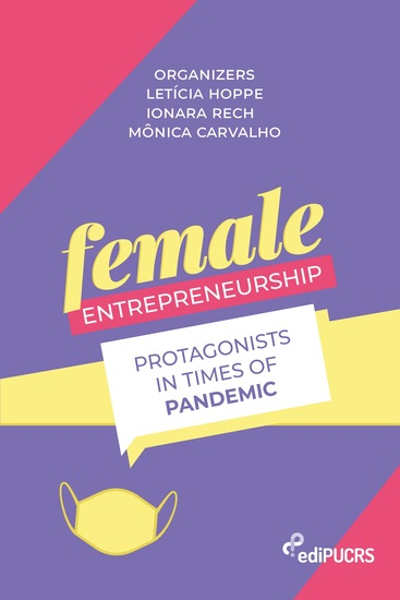 Female entrepreneurship - protagonists in times of pandemic - cover