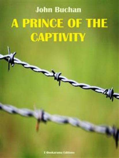 A Prince of the Captivity - cover
