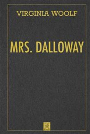 Mrs Dalloway - cover