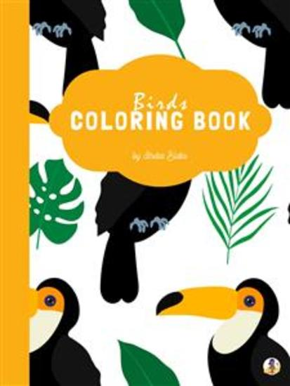 Birds Coloring Book for Kids Ages 3+ (Printable Version) - cover