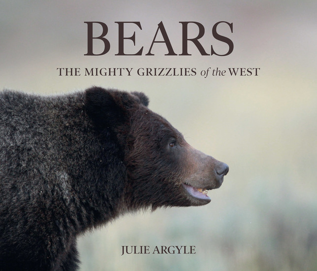 Bears - The Mighty Grizzlies of the West - cover