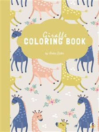 Giraffe Coloring Book for Kids Ages 3+ (Printable Version) - cover