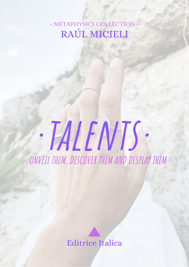 Talents - Unveil them discover them and display them - cover
