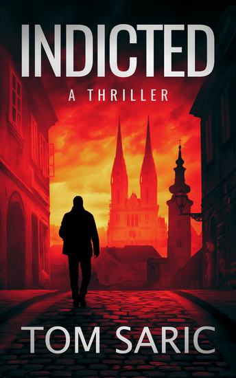 Indicted - A Thriller - cover
