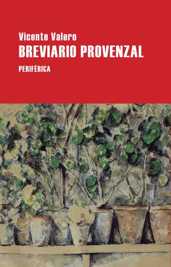 Breviario provenzal - cover