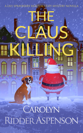 The Claus Killing - cover