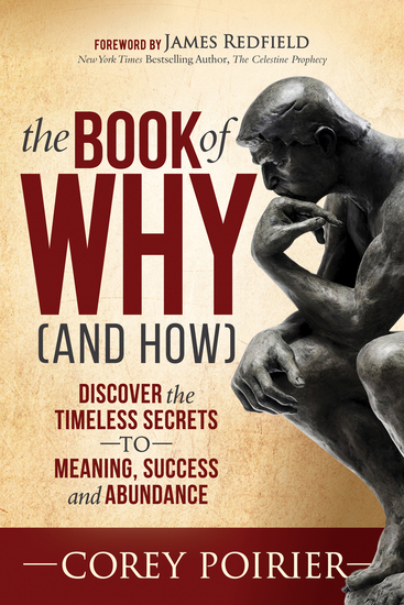 The Book of Why (and How) - Discover the Timeless Secrets to Meaning Success and Abundance - cover