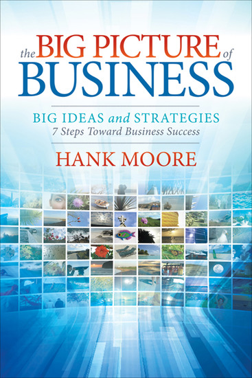 The Big Picture of Business - Big Ideas and Strategies: 7 Steps Toward Business Success - cover