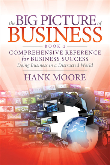 The Big Picture of Business Book 2 - Comprehensive Reference for Business Success - cover