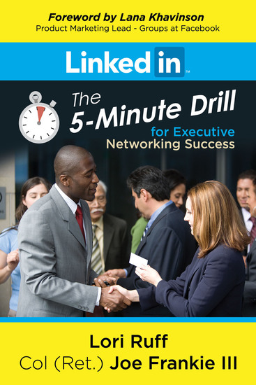 LinkedIn - The 5-Minute Drill for Executive Networking Success - cover