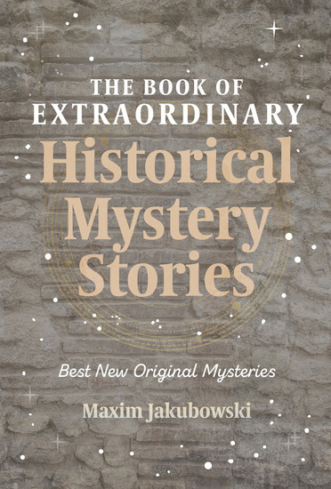 The Book of Extraordinary Historical Mystery Stories - Best New Original Mysteries - cover