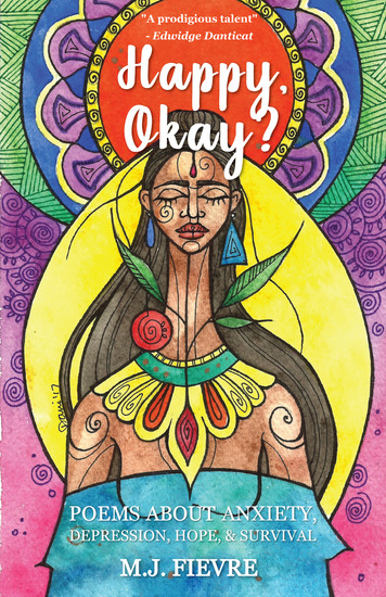 Happy Okay? - Poems about Anxiety Depression Hope & Survival - cover