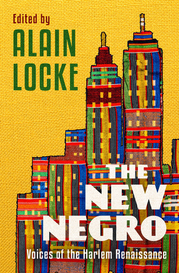 The New Negro - Voices of the Harlem Renaissance - cover