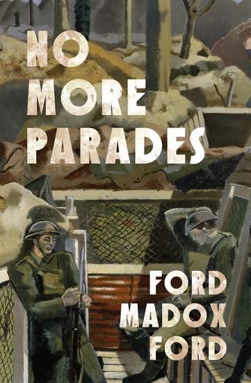 No More Parades - cover