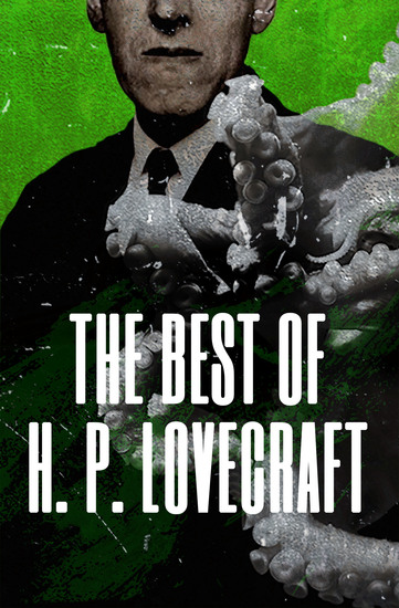 The Best of H P Lovecraft - cover