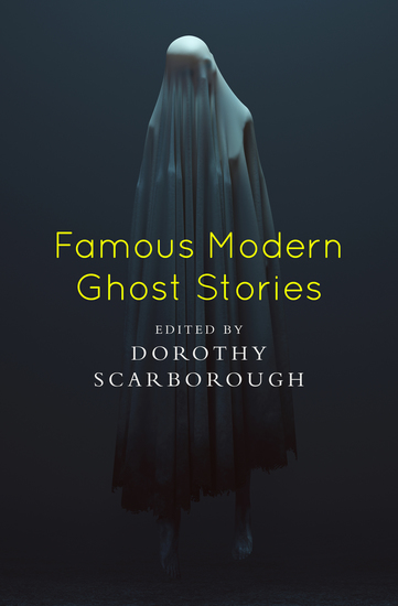 Famous Modern Ghost Stories - cover