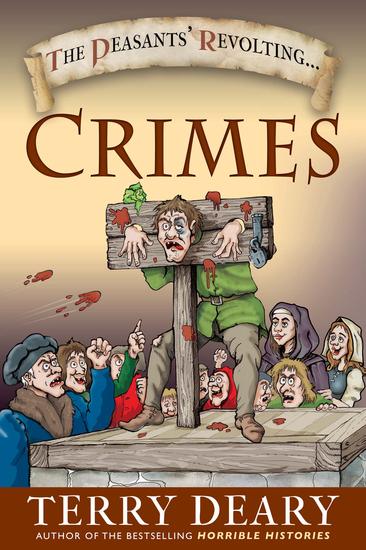 The Peasants' Revolting Crimes - cover