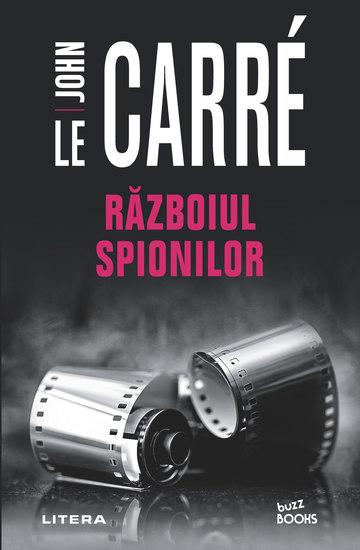 Războiul spionilor - cover