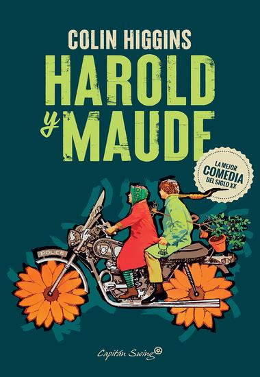 Harold y Maude - cover