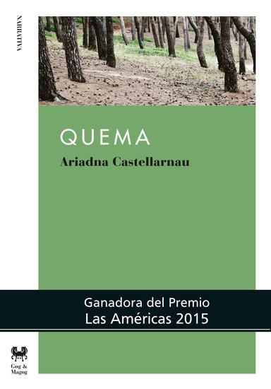 Quema - cover
