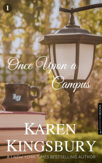 Once Upon a Campus - cover
