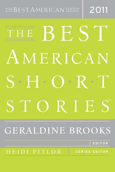 The Best American Short Stories 2011 - cover