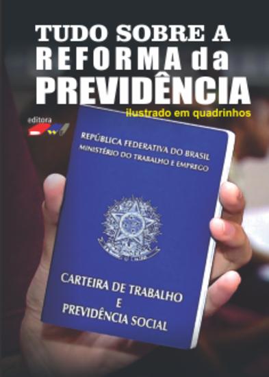 Tudo Sobre a Reforma da Previdência - cover