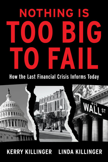 Nothing Is Too Big to Fail - How the Last Financial Crisis Informs Today - cover