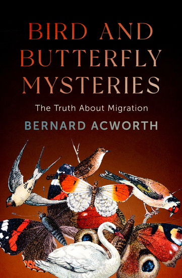 Bird and Butterfly Mysteries - The Truth About Migration - cover