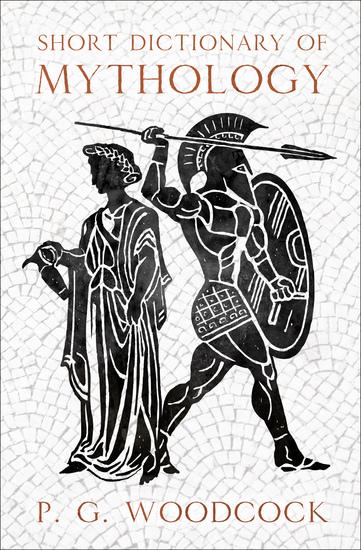 Short Dictionary of Mythology - cover