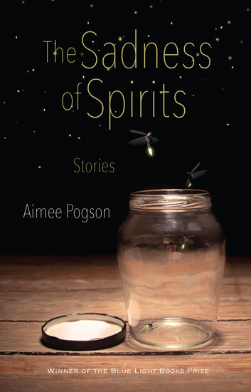 The Sadness of Spirits - Stories - cover