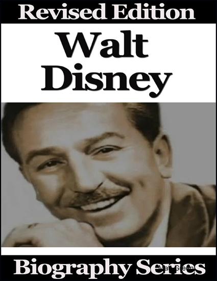 walt disney biographical essay