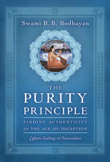 The Purity Principle - Finding Authenticity in the Age of Deception - cover