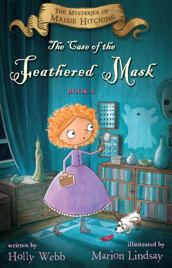 The Case of the Feathered Mask - cover