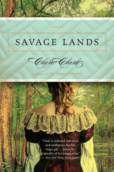 Savage Lands - A Novel - cover