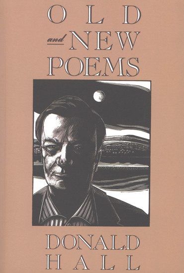 Old and New Poems - cover