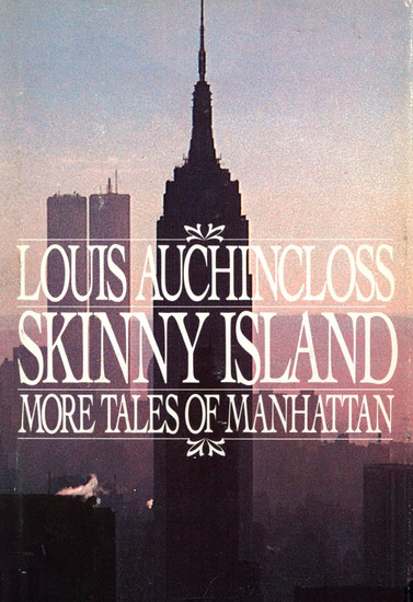 Skinny Island - More Tales of Manhattan - cover