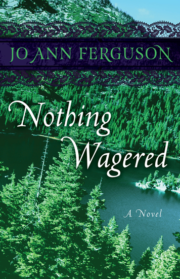 Nothing Wagered - A Novel - cover