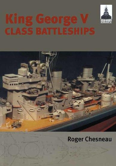 King George V Class Battleships - cover