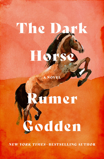 The Dark Horse - cover