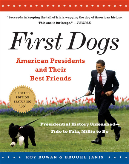 First Dogs - American Presidents and Their Best Friends - cover