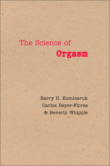 The Science of Orgasm - cover
