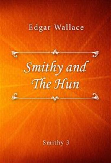 Smithy and The Hun - cover