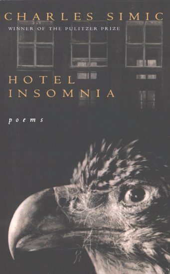 Hotel Insomnia - Poems - cover